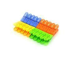 Plastic Clothespin /24pcs
