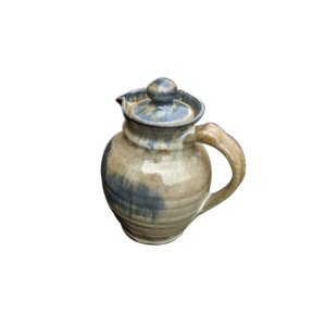 Earthenware Handmade baked Clay Tea Pot