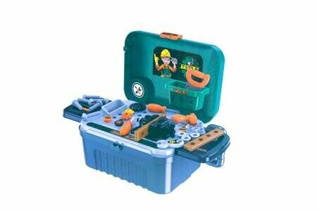 Toy Deluxe Tool Set