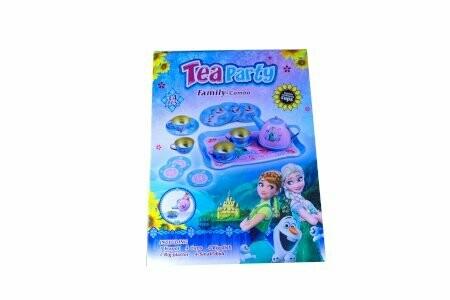 Toy Tea Party