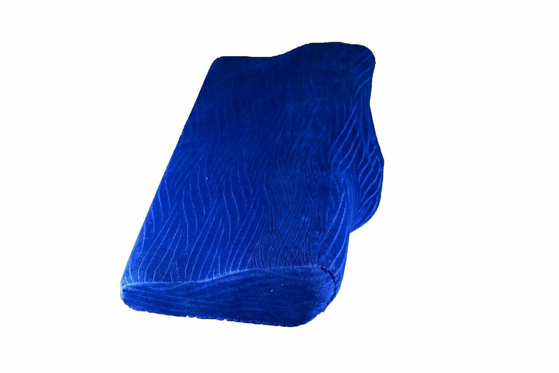 Bamboo fiber wave pillow