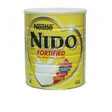 Nido Powder Milk/ 2500g
