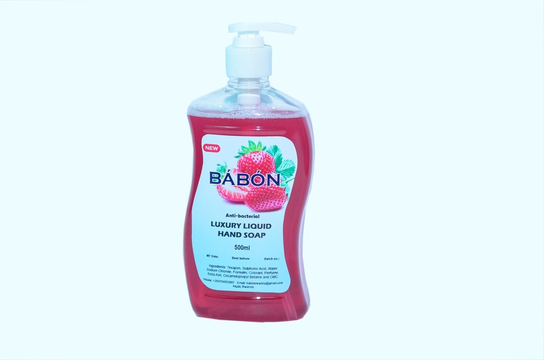 BABON 50ML hand wash