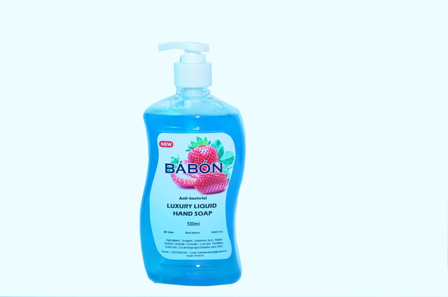 BABON 50ML hand wash