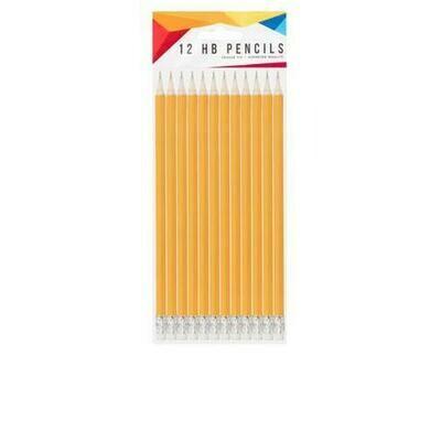 Pencils /12 pcs +1 sharpener