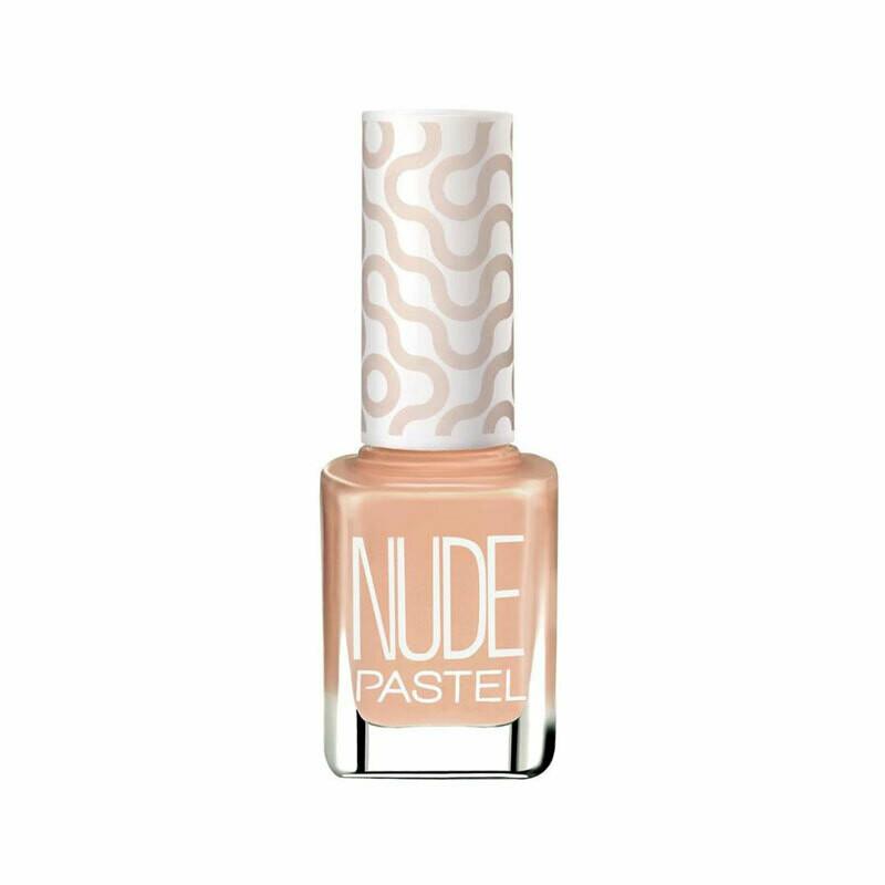 Pastel Nude Nail Polish