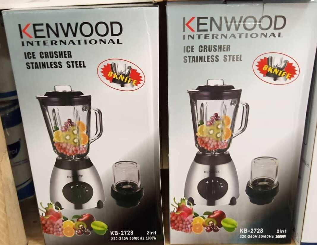 KENWOOD ICE CRUSHER