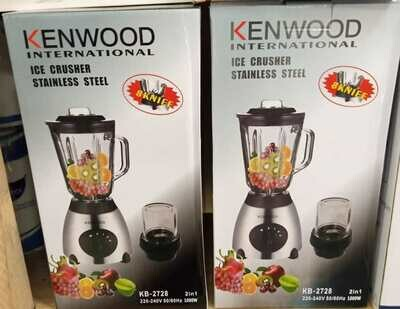 KENWOOD ICE CRUSHER
