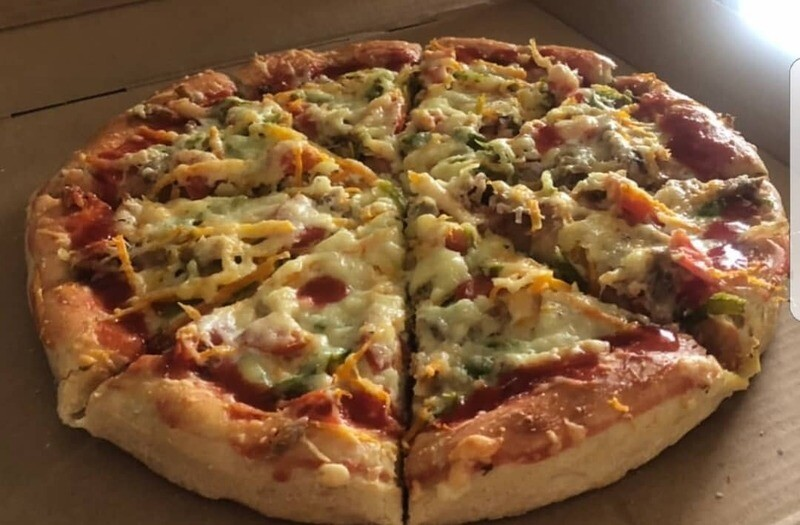 Ahupa Medium Pizza