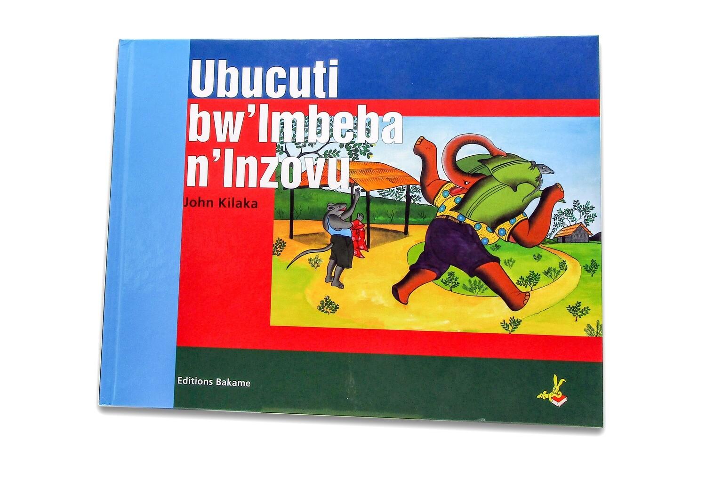 Ubucuti bw'Imbeba n'Inzovu