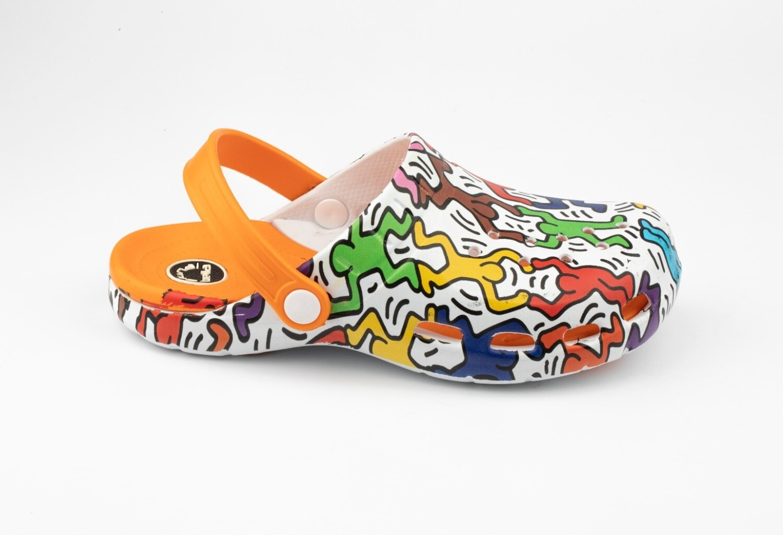 Men Sandals Hole Shoe