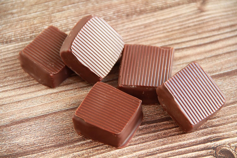 Конфеты с ароматом бобов тонка