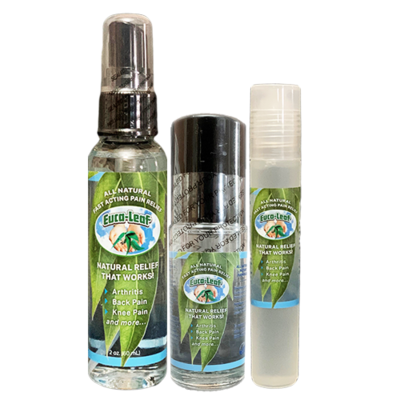 (1) 2 OZ SPRAY, (1) 1 OZ ROLL-ON, (1) 1/2 OZ ROLL-ON