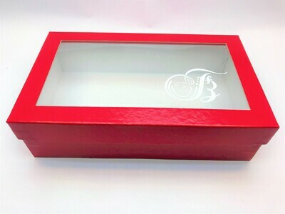 Half Dozen Window Box