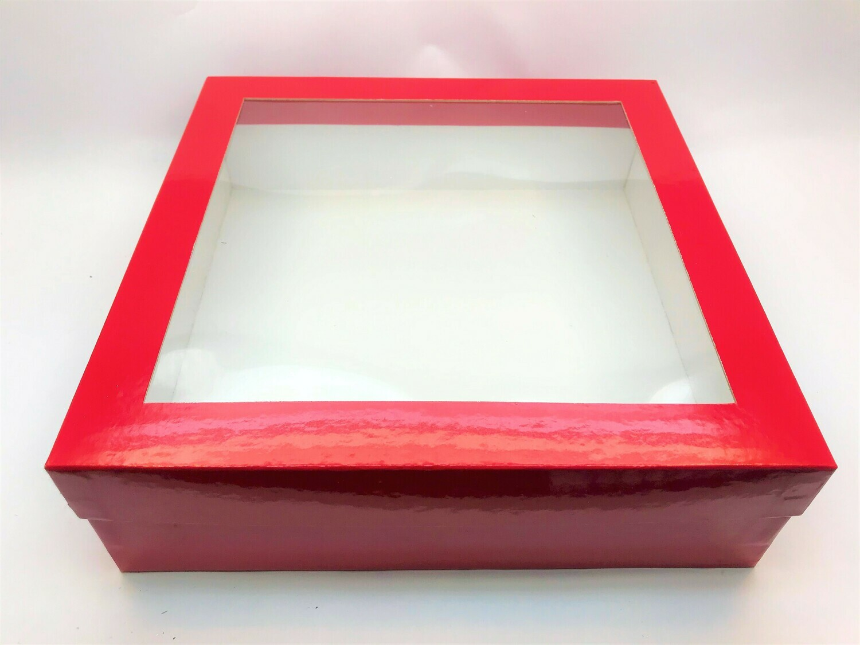 Bakery Window Box