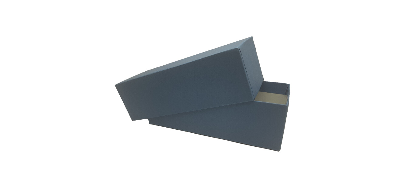 Macaroon Box Blue
