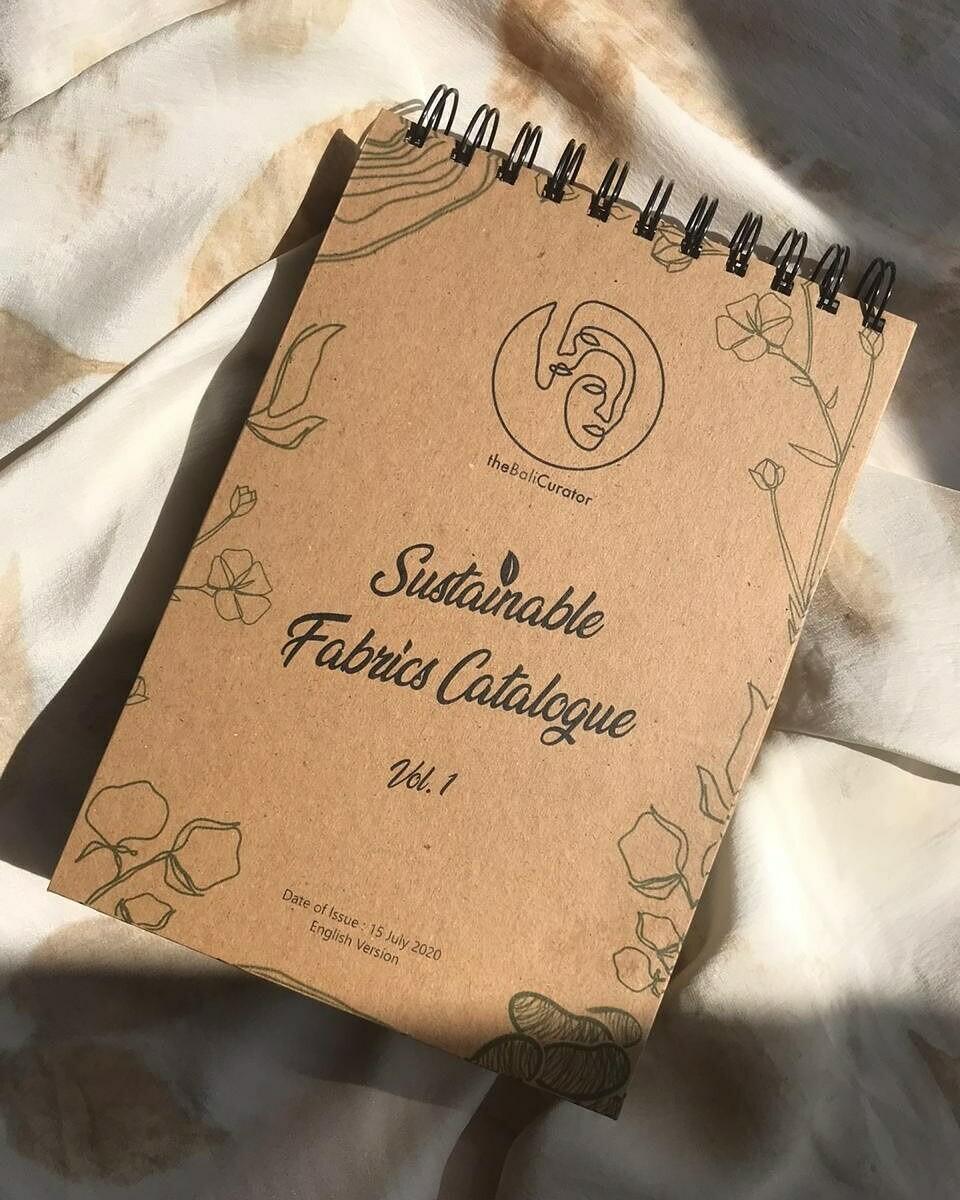Sustainable Fabrics Catalogue - English