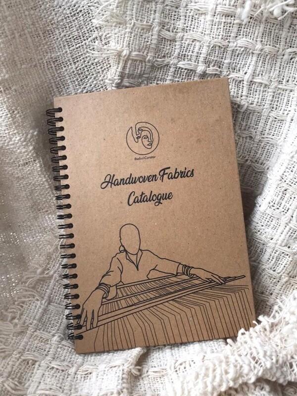 Handwoven Fabrics Catalogue