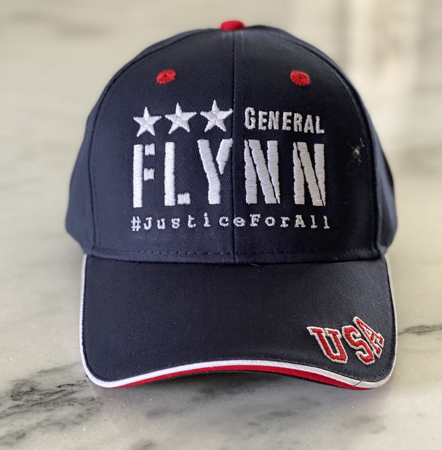 General Flynn USA Hat