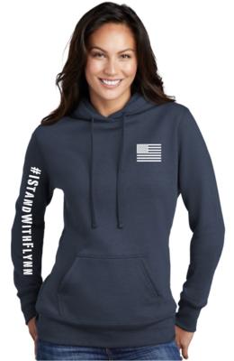 General Flynn Ladies Hooded Sweatshirt ***PRE-ORDER NOW***