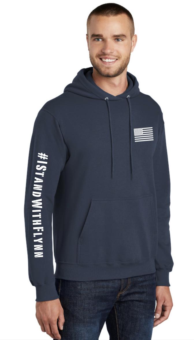 General Flynn Mens Hooded Sweatshirt ***PRE-ORDER NOW***
