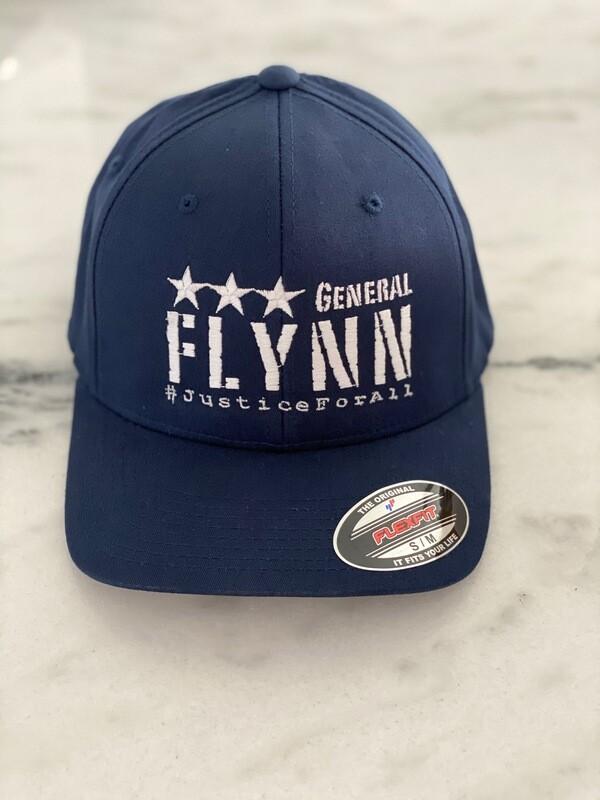 General Flynn Navy FlexFit Hat