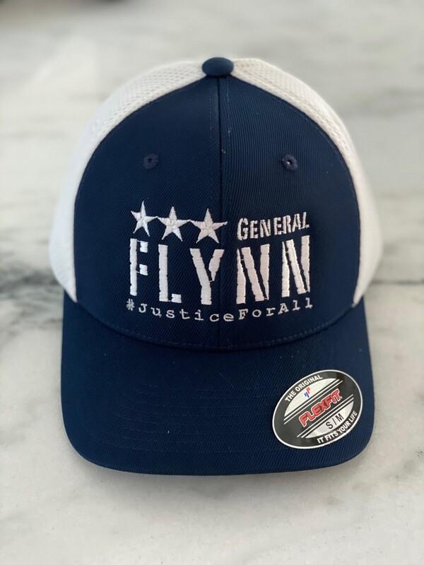 General Flynn Mesh Flag Hat