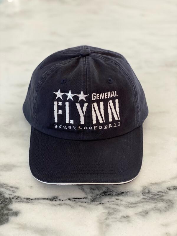 General Flynn Patriotic Hat