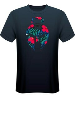 Hawaiian Mask Adult T-Shirt