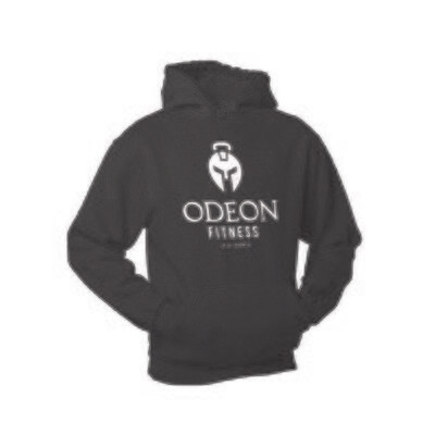 Adult Hooded Sweatshirt with Odeon Logo