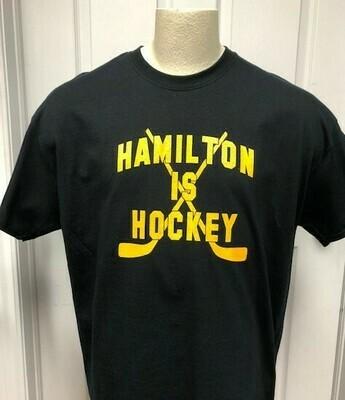 Short Sleeved T - Hamilton is Hockey