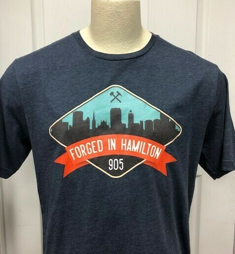 Short Sleeved T - Forged in Hamilton