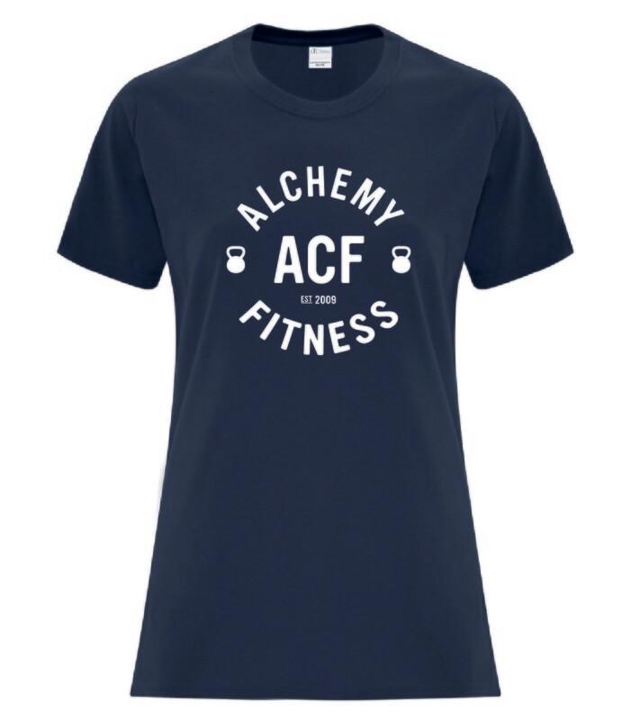 Short Sleeve Performance T-Shirt - Alchemy Logo