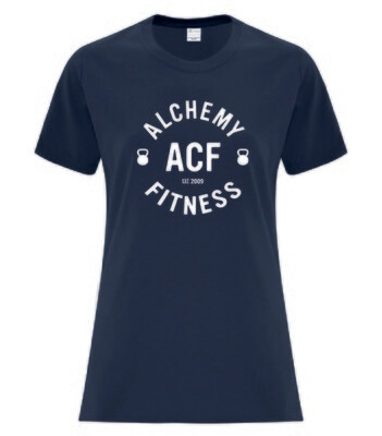 Short Sleeve Performance T-Shirt - Alchemy Logo
