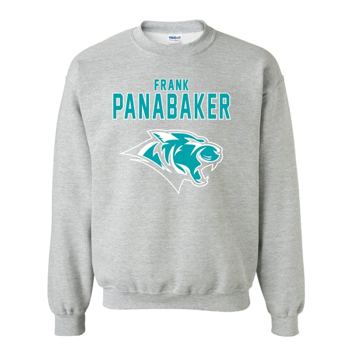 Panabaker Pumas Crew Neck Sweatshirt