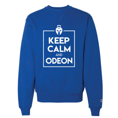 Unisex Crew Neck - Keep Calm and Odeon