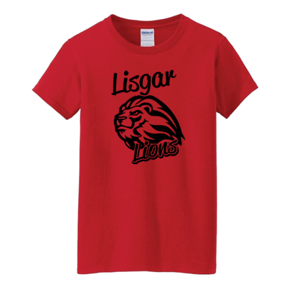 Lisgar Lions Short Sleeve T-Shirt