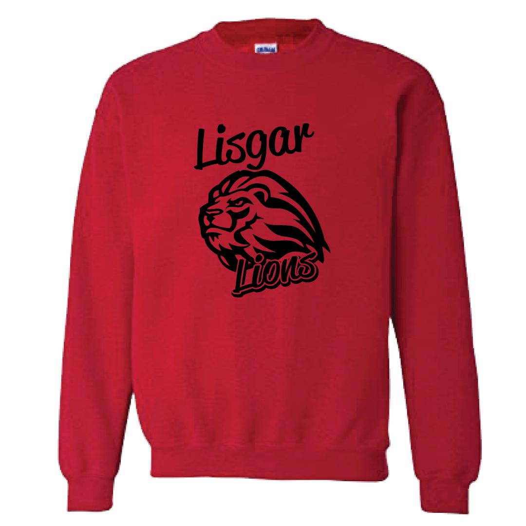 Lisgar Lions Crew Neck Sweatshirt