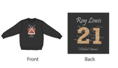 Ray Lewis Grad 2021 Crew Neck