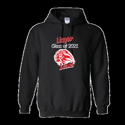 Lisgar Lions Grad 2021 Hoodie
