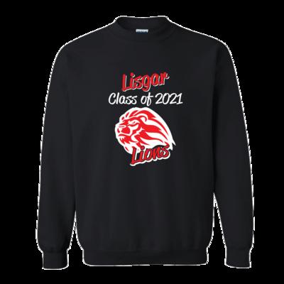 Lisgar Lions Grad 2021 Crew Neck