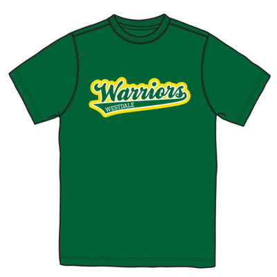 Westdale Warriors Alumni Short Sleeve T-Shirt