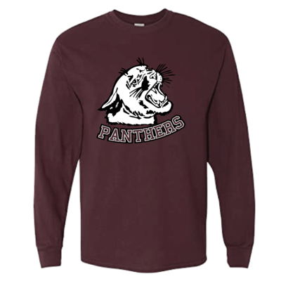 Gordon Price Panthers Grad 2021 Long Sleeve T-Shirt