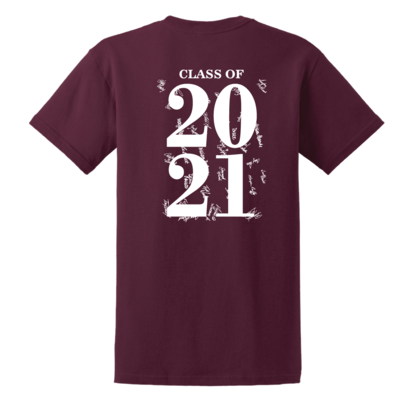 Gordon Price Panthers Grad 2021 T-Shirt