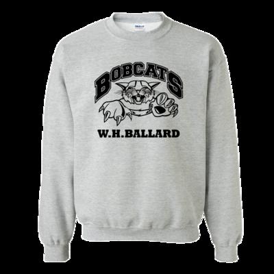 Bobcats Crew Neck Sweatshirt