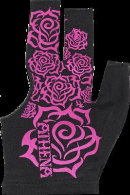 Athena - BGLATH03 - Tribal Rose Glove - Bridge Hand Left
