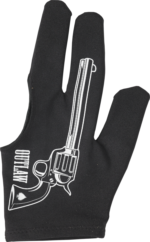 Outlaw Gun Glove - BGLOL01 - Bridge Hand Left