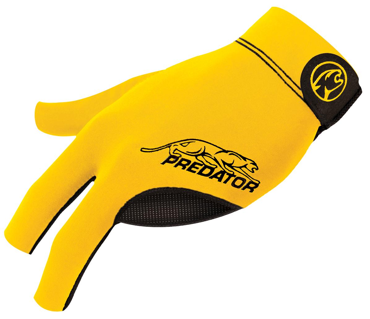 Predator Glove - BGLPN - Second Skin Yellow - Bridge Hand Left