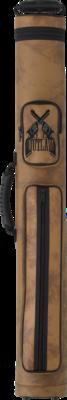 Outlaw - OLH22 - 2x2 Guns Hard Cue Case