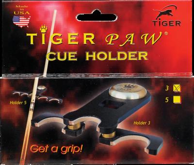 Tiger Cue Holder - QHTP3